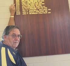 A Barry Jones - CCGS Christ Church Grammar School