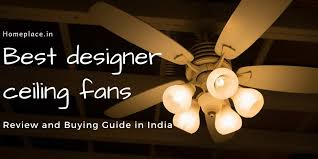 ceiling fans with light in india