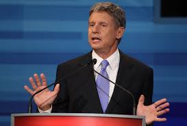 Libertarian Candidate Gary Johnson Isn't Ready for Primetime | Fortune