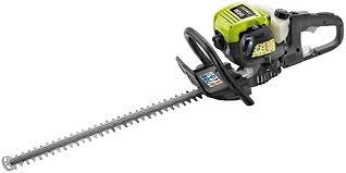 Ryobi Rht2660r 26cc Petrol Hedge Trimmer With Hedgesweep Attachment Amazon Co Uk Diy Tools