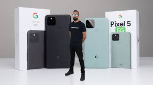 OnePlus 8T vs Google Pixel 5 - YouTube
