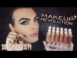 makeup revolution concealer conceal