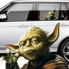 Passenger Series Yoda Fanwraps