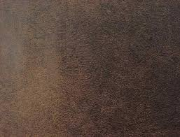 saddle distressed brown faux leather