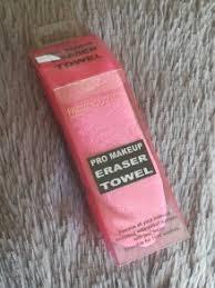 revolution pro makeup remover towel