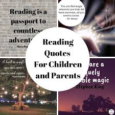 reading quotes to encourage the love of reading fun mama