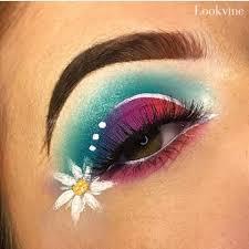 creative eye makeup images saubhaya