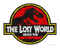The Lost World Jurassic Park Logo ver 2 by mcmikius on DeviantArt