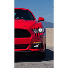 Battle Scars Decals 2015 2020 Mustang