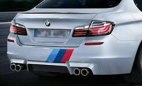 Bmw M Color Stripes Rally 1 4 X 24 Inches Racing Motorsport Vinyl Decal Sticker Ushirika Coop