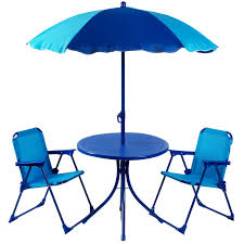 outdoor kids patio set table chairs and