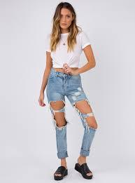 Brooks Boyfriend Jeans