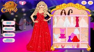 barbie makeup and fashion dress up