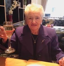 Funeral Notice for Mrs Myrtle Macdonald
