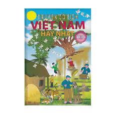 Truyện Cổ Tích Việt Nam Hay Nhất - Tập 4 (Bìa Cứng)