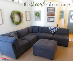 costco 6 piece sectional couch 1