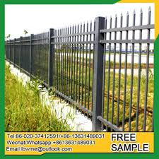 High Quality Modern Steel Fence Design Philippines China Suppliers 2353526