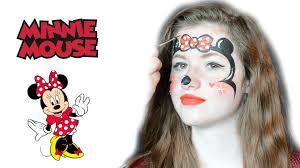 minnie mouse face makeup saubhaya makeup