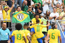 Duelo entre Brasil e Bélgica opõe melhor ataque e defesa menos vazada -  Gazeta Esportiva