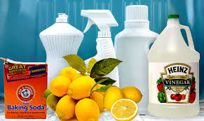 make your own green cleaning s