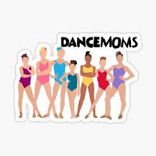 Dance Moms Stickers Redbubble