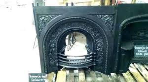 coal fireplace
