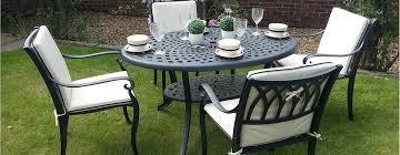 cast aluminium garden furniture free