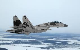 gray and black air craft sukhoi su 35
