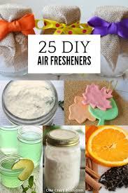diy air fresheners natural air