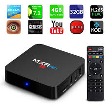 MXR TV Box Launcher – Android TV Box Review