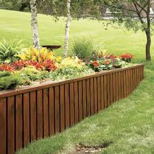 how to build a retaining wall family