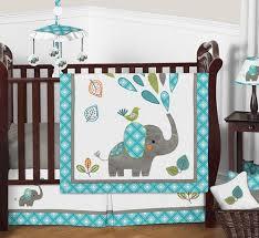 elephant baby bedding 11pc crib set