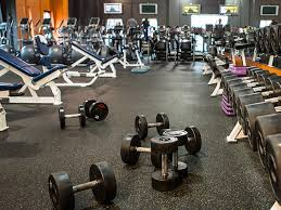 list fitness centers in makati