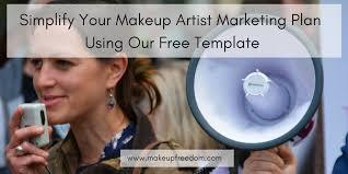 your makeup artist marketing plan will