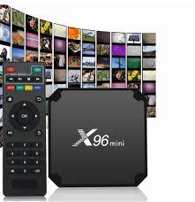 R695.00 X96 Mini 4K TV Box The X96... - Cybernetix It Office Solutions