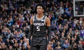 Kings' De'Aaron Fox has a point in saying he's the fastest NBA player