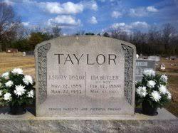 Ida Butler Taylor (1888-1960) - Find A Grave Memorial