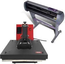Amazon Com Uscutter 28 Vinyl Cutter 15 X 15 Digital Heat Press Machine Signs T Shirt Making Arts Crafts Sewing
