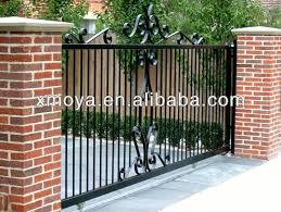 New Simple Sliding Gate Design Fence Design Gate Design Modern Fence
