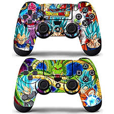 Vanknight Playstation 4 Dualshock Ps4 Controller Skin Vinyl Decals Skins Stickers 2 Pack For Ps4 Controller Skins Ps4 Skins Dbz Buy Products Online With Ubuy Thailand In Affordable Prices B07t142ngq