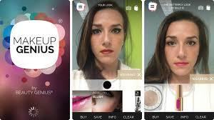 makeup app is a makeup genius sheknows