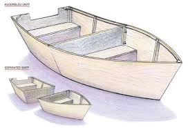 20 budget friendly diy boat plans for
