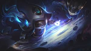cosmic enchantress lulu hd wallpaper