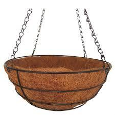 Gardman 35cm Beehive Hanging Basket With Liner Bunnings Warehouse
