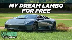 how i got my dream lamborghini for free