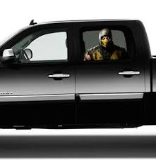 Vinyl Decal Scorpion Car Window Tailgate Wrap Full Color Graphics Combat Sticker Ebay
