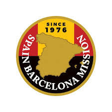 Spain Barcelona Mission Car Decal Etsy