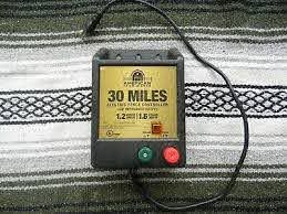 Fencing Electric Fence Controller