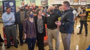 Breckenridge grocery business moves into new era as United's Lee Olson  retires – Breckenridge Texan