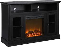 ameriwood home chicago fireplace tv